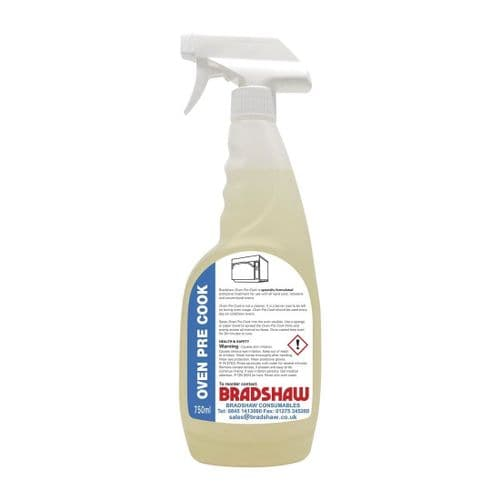 OW102 High Speed Oven Cleaner 750ml